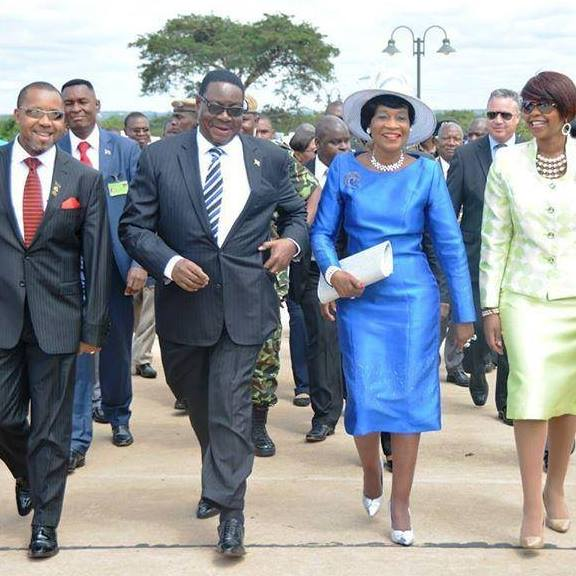Let DPP Allow Chilima to be their Candidate
