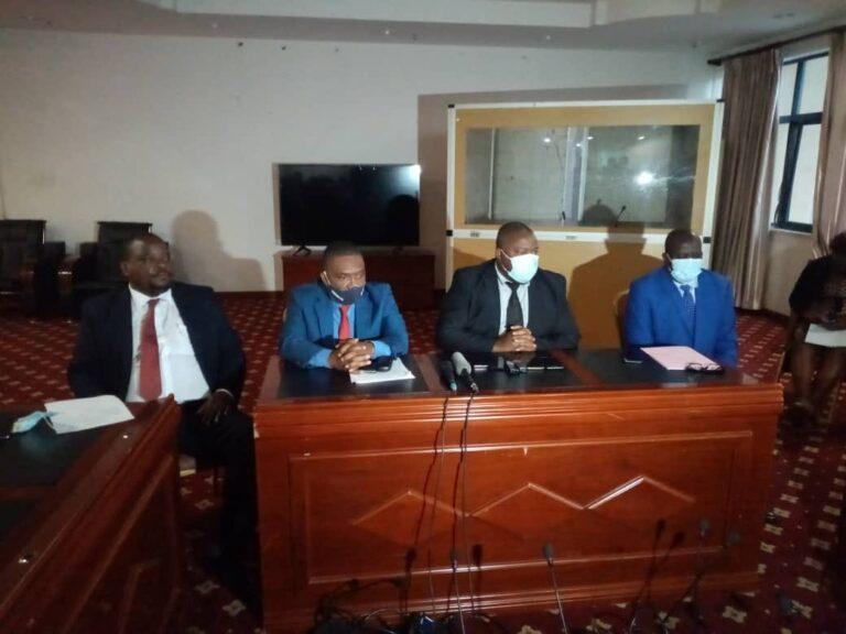 Chakwera killing Malawi's civil liberties and labour rights with draconian laws-Nankhumwa