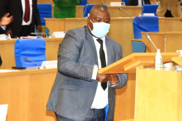 Nankhumwa's Speech at the End of 2021/22 Budget Session