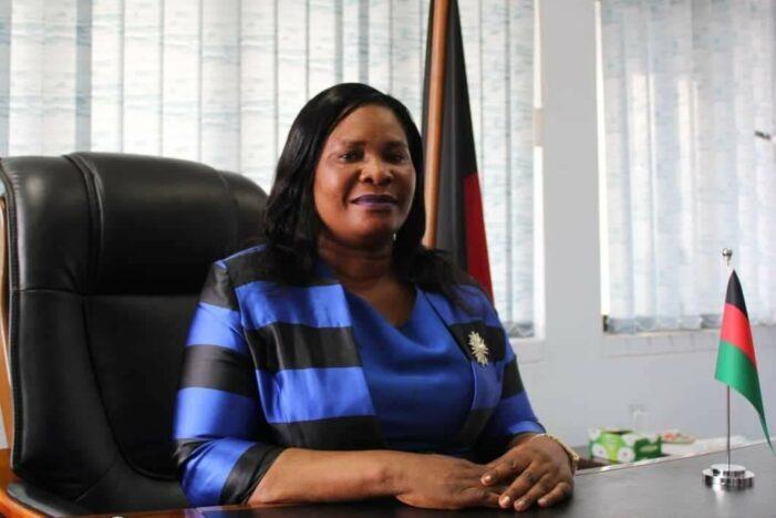 DPP MP for Nkhotakota North East Martha Lunji no more