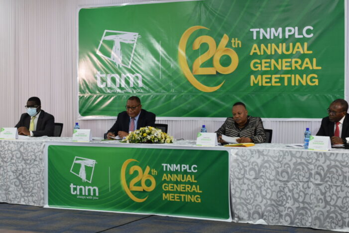TNM INVESTS K31.5BILLION IN INFRASTRUCTURE…Pays K10.6billion taxes and levies