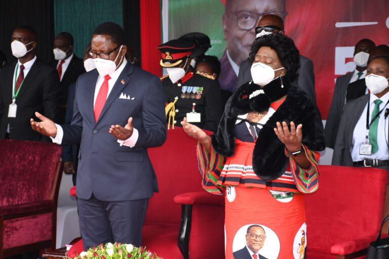 President Lazarus Chakwera's Nullification Case Back in Court Wednesday