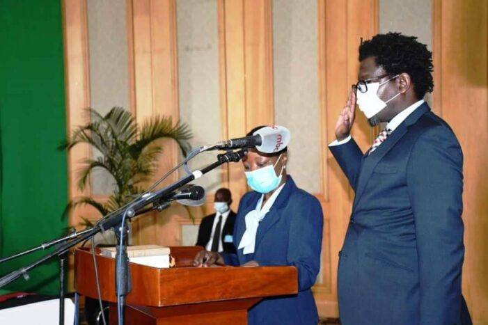 "TALKING BLUES: 53 billion reasons that got Chikosa Silungwe ""fired"""