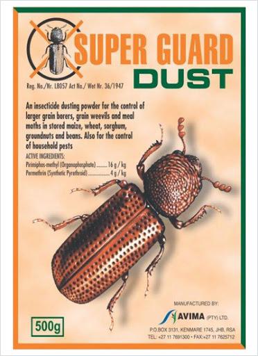 Super Guard Dust Back On  Market