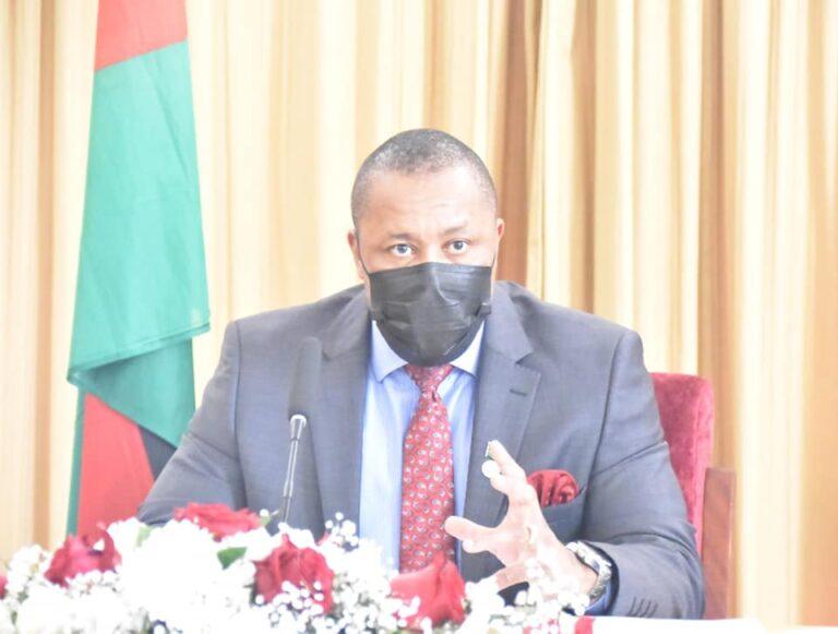 Local Govt Reforms Progress Excites Workaholic Veep Chilima
