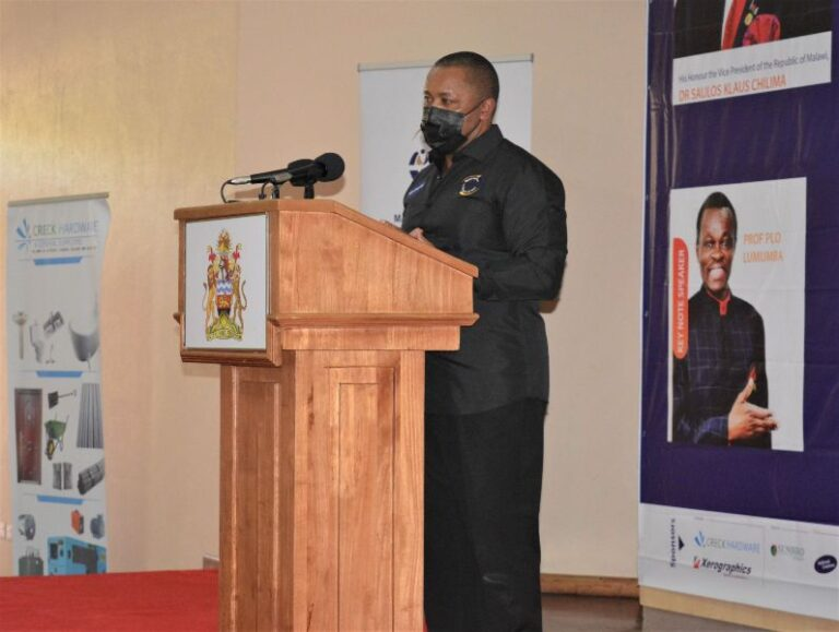 Malawi Veep Chilima Challenges Procurement Specialists On Corruption