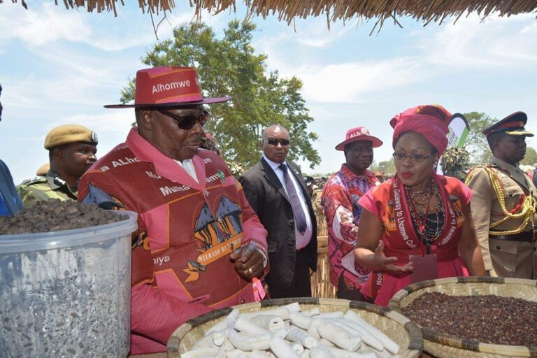 Mutharika to Make First Public Appearance Sunday