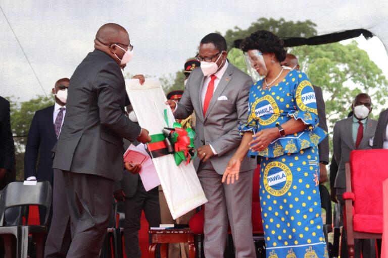 Lazarus Chakwera Lauds Malawi Assemblies Of God Leadership For Unity In Diversity